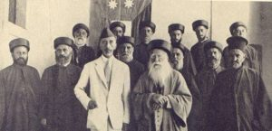 Chaldeans Bishops with King Faisal I